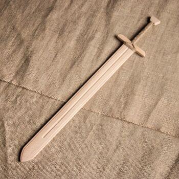 Сувенир деревянный Меч Легиона, массив бука, 60 см