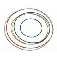 Хулахуп (обруч) гимнастический двухцветный d 900 мм ОСГ3