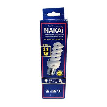 Лампа NE FS-mini slim 11W/833 E-27