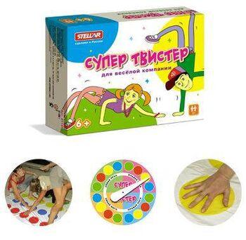 Игра №37 Супер Твистер