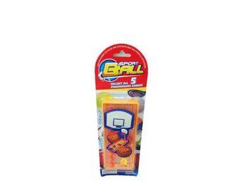 Игра активная Баскетбол-Мини, 11x34x3 см