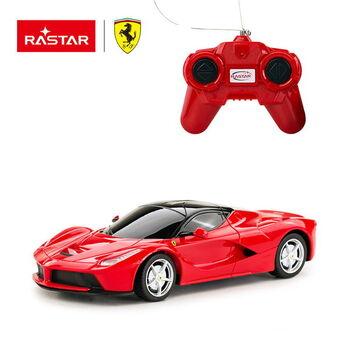 Машина Rastar 48900 Ferrari LaFerrari 1:24 Цвет Красный