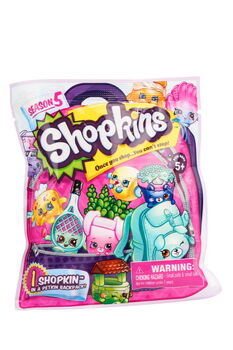 Набор Shopkins - Фольгированный пакетик с 1 героем