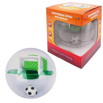 Игра активная Футбол-Мини, со световыми и звуковыми эффектами