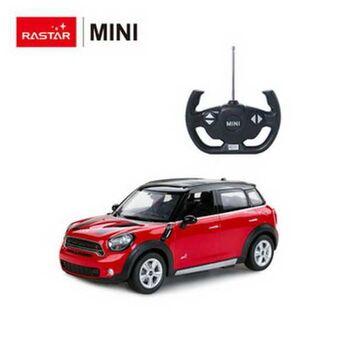 Радиоуправляемая машина Rastar 72500 Mini Countryman 1:14 Цвет Красный 27MHZ