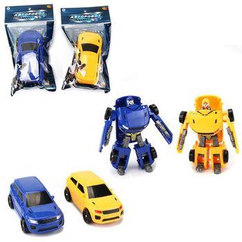 Робот-трансформер Авторобот, 2 вида в ассортименте