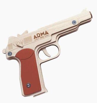 Резинкострел в сборе ARMA Пистолет Стечкина