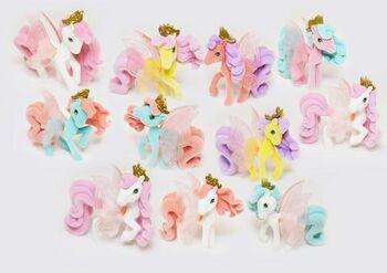 Фигурка Mini toy. Лошадка (18 видов в коллекции) 7,5*7*3 см