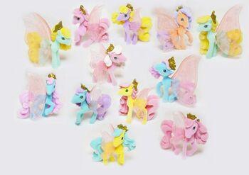 Фигурка Mini toy. Лошадка мини (24 вида в коллекции) 5,5*6*2 см