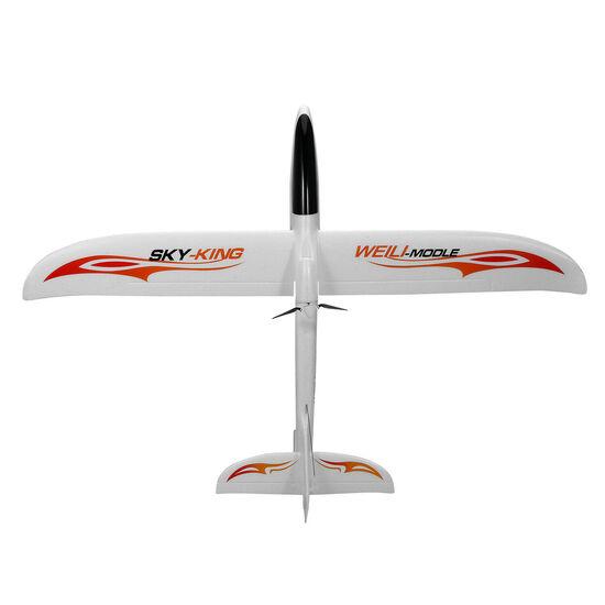 Радиоуправляемый планер WL Toys F959S Sky King 6-AXIS GYRO 2.4G - F959S