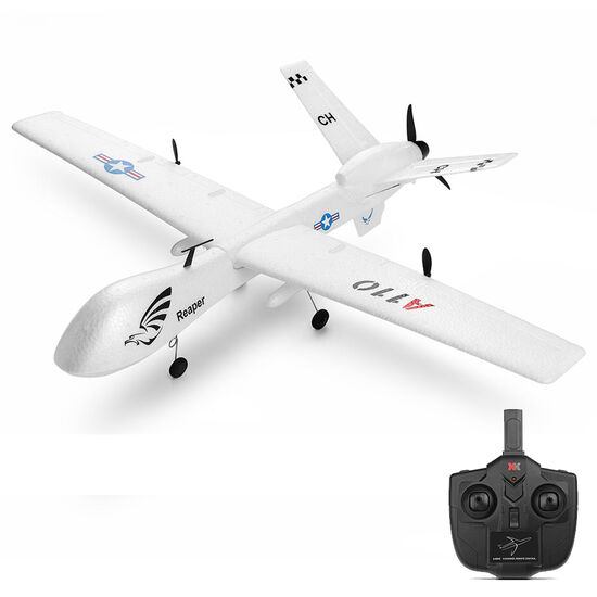 Радиоуправляемый самолет XK Predator MQ-9 2.4G - XK-A110