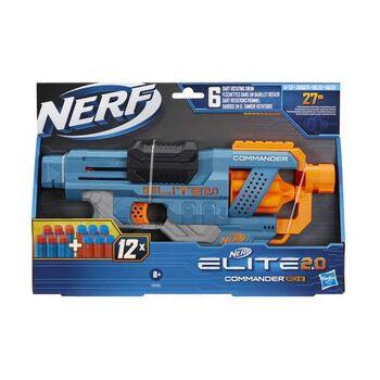 Бластер Hasbro NERF ELITE 2.0. Коммандер