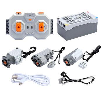 Набор электроники для конструкторов CADA deTech - S054-003