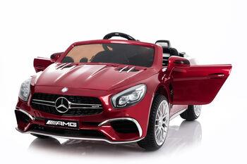 Электромобиль Mercedes-Benz SL65 Red 12V 2.4G - XMX602