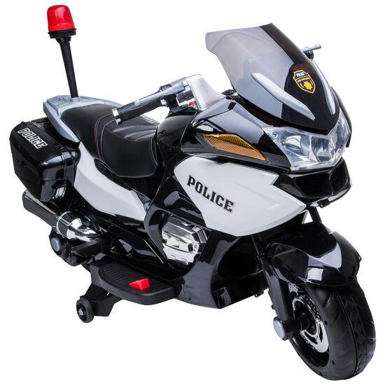 Электромотоцикл BMW R1200RT Police 12V - HZB-118-POLICE-WHITE