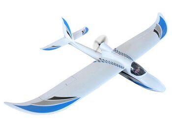 Радиоуправляемый планер Top RC SKY SURFER синий 1400мм 2.4G 4-ch LiPo RTF