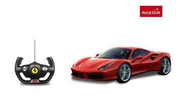 Машинка на радиоуправлении RASTAR Ferrari 488 GTB, 1:14
