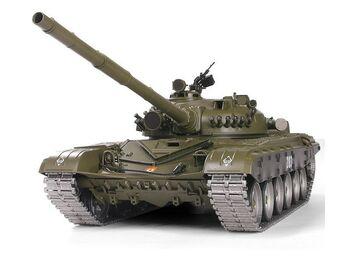 Радиоуправляемый танк Heng Long T-72 UpgradeA Version V6.0  2.4G RTR 1/16