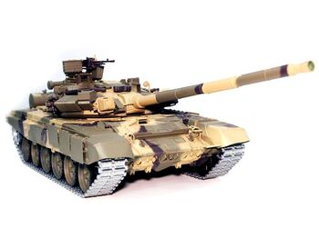 Радиоуправляемый танк Heng Long T-90 UpgradeA Version V6.0  2.4G 1/16 RTR