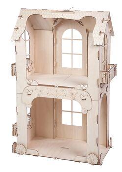 """Кукольный домик ХэппиДом """"Дом для кукол до 30 см"""""""