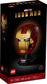 Конструктор LEGO Super Heroes Шлем Железного Человека