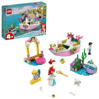 Конструктор LEGO Disney Princess Праздничный корабль Ариэль