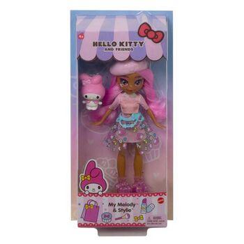 Кукла Mattel Hello Kitty с фигуркой Стайли