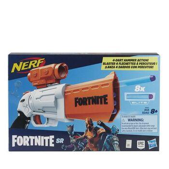 Нерф Фортнайт Револьвер / Nerf Fortnite Revolver SR   Revolver