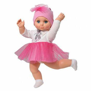Кукла Весна Пупс балерина пластмассовая 42 см