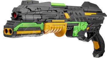 Автоматический бластер Дробовик с мягкими пулями (50 см, 14 патронов на батарейках) - FJ1054