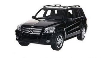 Машинка на радиоуправлении RASTAR Mercedes GLK, цвет чёрный 27MHZ, 1:24