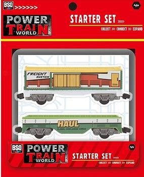 Грузовые вагоны для железной дороги BSQ - BSQ-2023-9
