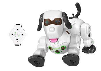 Радиоуправляемая робот-собака HappyCow Robot Dog 2.4GHz - 777-602