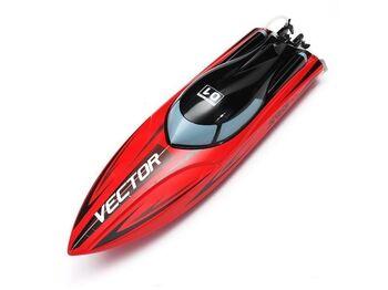 Радиоуправляемый катер Volantex RC Vector SR65 красный 2.4G LiPo RTR