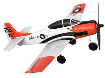 Радиоуправляемый самолет Volantex RC T28 400мм 2.4G 4ch LiPo RTF with Gyro