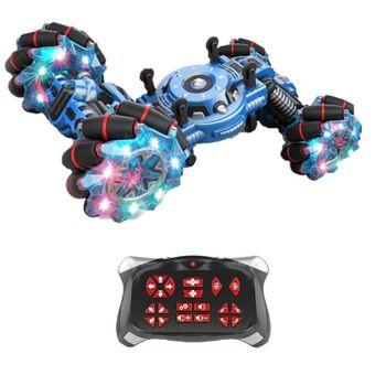 Радиоуправляемый трюковый синий дрифт Твистер Zegan 1:10 - ZG-C1253