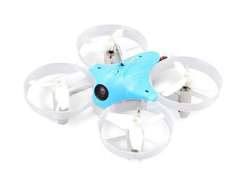 Квадрокоптер Cheerson CX-95W WiFi Mini Racing Drone RTF синий