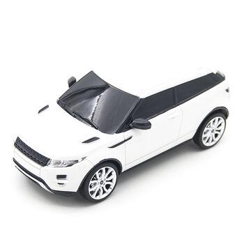 Радиоуправляемая машина Rastar Range Rover Evoque White 1:24 - RAS-46900-W цвет белый