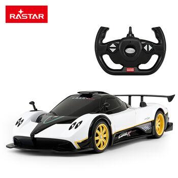 Машина Rastar 38110 Pagani Zonda R 1:14 Цвет Белый 2.4G