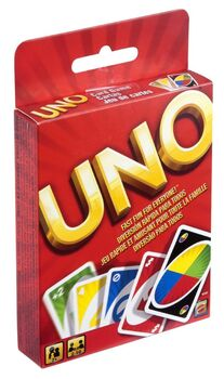 GAMES. Игра карточная Уно Классическая UNO