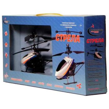 Вертолет на пульте Властелин Небес 3303 Стрела белый