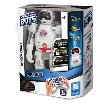 Робот на р/у  Xtrem Bots Spy Bot Шпион, световые и звуковые эффекты