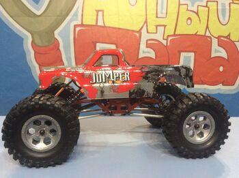 Радиоуправляемый краулер HSP Jumper Red 4WD 1:16