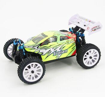 Радиоуправляемая багги HSP Troian 4WD 1:16 - 94185-18504 - 2.4G