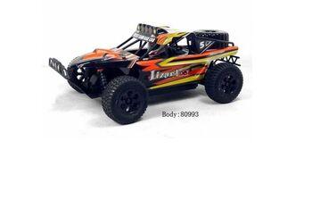 Радиоуправляемый внедорожник HSP 4WD EP Trophy Truck (Lizard DB) 1:18 4WD цвет оранжевый