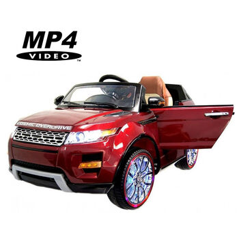 Электромобиль Range Rover Luxury Red MP4 12V - SX118-S