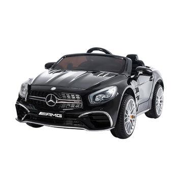 Электромобиль Mercedes-Benz SL65 Black 12V 2.4G - XMX602