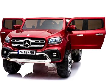Электромобиль Mercedes-Benz X-Class 4WD - XMX606-RED-PAINT