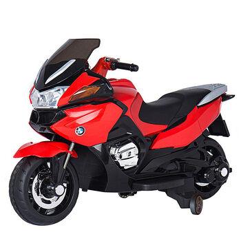 Электромобиль мотоцикл BMW R1200RT Red 12V - HZB-118-RED