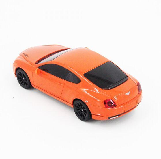 Радиоуправляемая машина MZ Bentley Continental Оранжевая 1:24 - 27040
